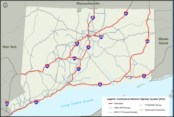 CT Transportation Fast Facts
